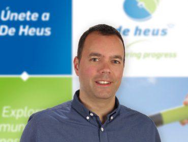 De Heus incorpora a Daniel Castro como novo director rexional da zona norte