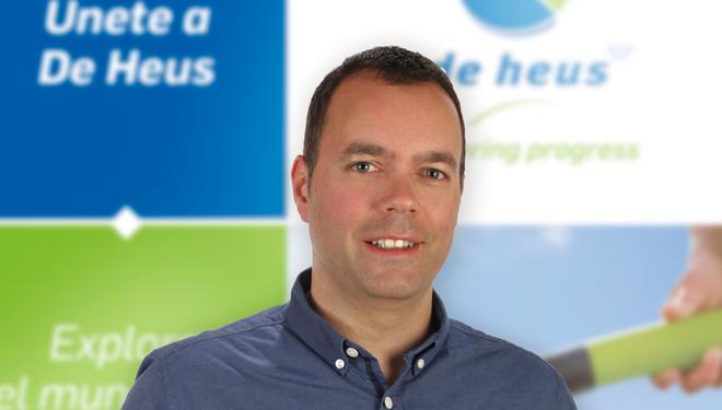 De Heus incorpora a Daniel Castro como nuevo director regional de la zona norte