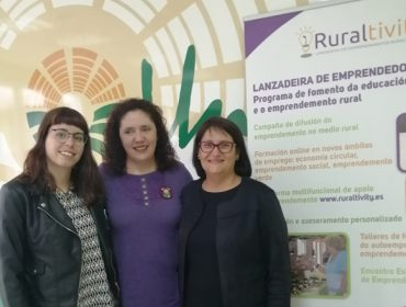 Presentan o proxecto Ruraltivity, que busca fomentar o emprendemento feminino