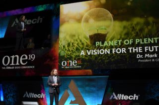 As últimas innovacións en gandaría e agricultura daranse cita a próxima semana na Alltech ONE Virtual Experience