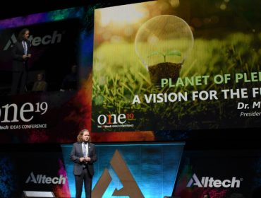As últimas innovacións en gandaría e agricultura daranse cita a próxima semana na Alltech ONE Virtual Experience