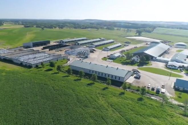 Crave Brohters Farm: Unha granxa de Estados Unidos que aposta por dar valor ao seu leite
