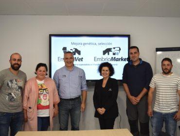 Embriovet empeza a ofrecer un servizo de asesoramento xenético integral ás gandarías de vacún de leite