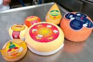 Daniberto fabrica 7 tipos de queixo distintos
