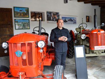 Inauguran en Láncara un museo sobre a maquinaria agraria