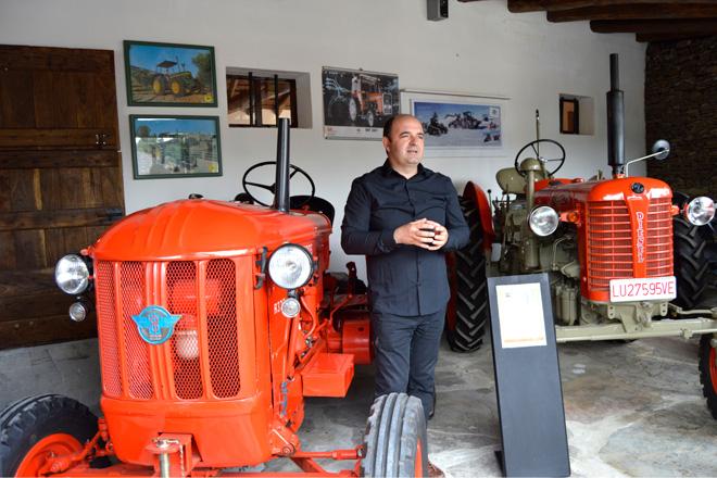 Galicia presentará en Madrid o seu museo da maquinaria agrícola