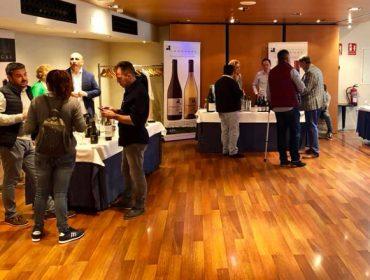Os viños brancos e tintos de Valdeorras conquistan Xixón