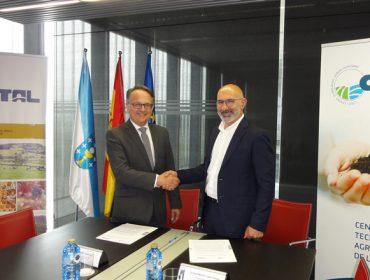 O Cetal e a Inlac asinan un convenio de colaboración
