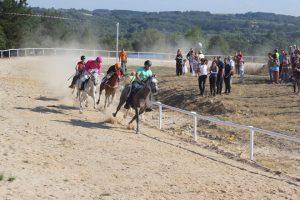 Unha das carreiras celebradas na pasada edición