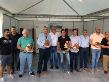 Premiados da XX Cata Oficial dos Viños de Valdeorras