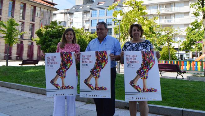 A Feira do Viño de Monterrei contará con 17 adegas participantes