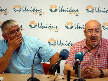 """Unións acusa a Leche Celta de """"prácticas mafiosas"""" coas granxas, en pleno confinamento"""