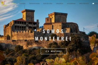 La DO Monterrei estrena nueva web