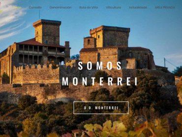A DO Monterrei estrea nova web