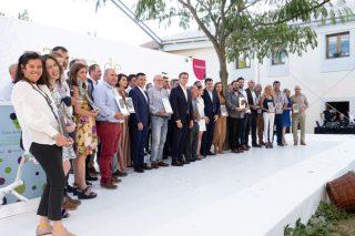 Premiados nas Catas de viño e licores de Galicia