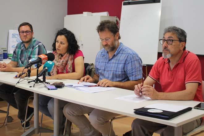 Doce colectivos presentan o manifesto 'Por un monte galego con futuro'