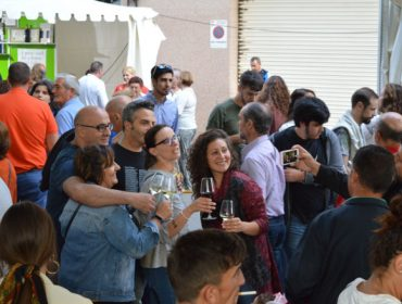 Éxito de visitantes e degustacións na Feira do Viño de Monterrei