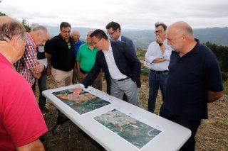 Nas próximas semanas aumentarán os avisos para limpar os terreos arredor das aldeas