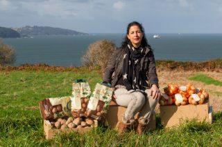"""""""Hai un potencial enorme na horta galega se traballamos con mentalidade empresarial"""""""