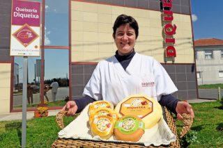 Diqueixa, el queso Arzúa-Ulloa que da trabajo a 10 personas