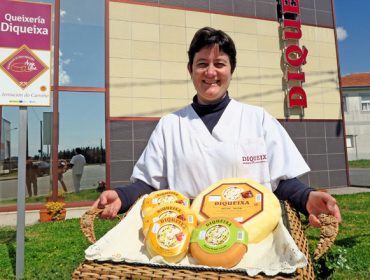Diqueixa, o queixo Arzúa-Ulloa que dá traballo a 10 persoas