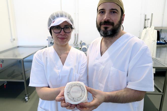 Bisqato, o queixo artesán que busca diferenciarse
