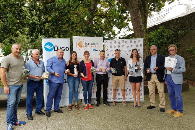 E en agosto para comer Lugo: Bonito de Burela,  pementos de Mougán ou castaña de Galicia