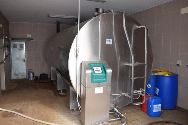 Jornada de presentación de DATALACT, un nuevo dispositivo para conservación de la leche en tanques de frío