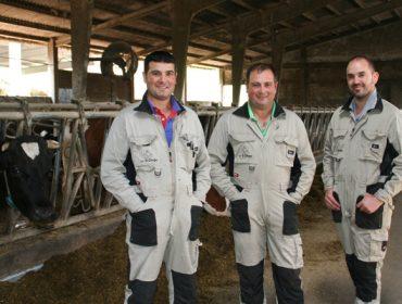 SAT O Chope: unha unión para optimizar a granxa e gañar calidade de vida
