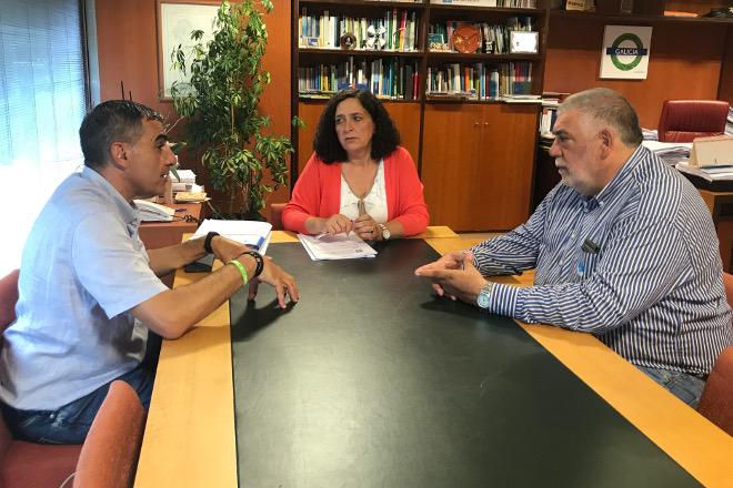 A Xunta axilizará as autorizacións por danos do xabarín