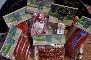Gama de produtos ecolóxicos de Casa Castelao