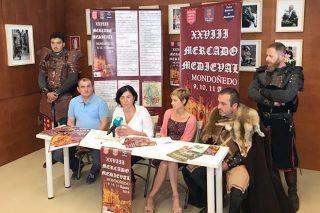 Mondoñedo volve esta fin de semana ao Medievo co seu Mercado declarado Festa de Interese Turístico