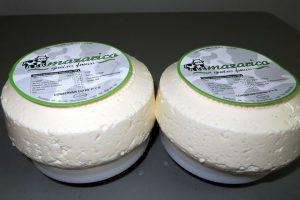 O queixo fresco do día que fan en Mazaricos