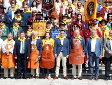 Salvaterra de Miño exalta os viños do Condado do Tea