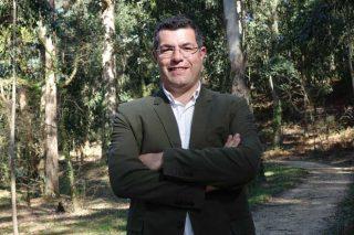 Francisco Vaz, coordinador das plantacións en Galicia.