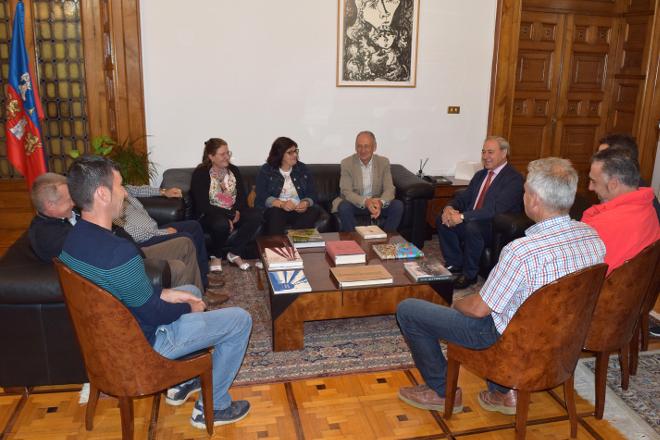 A Deputación de Lugo reafirma o seu compromiso con Acruga