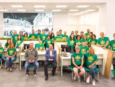 Colaboración de Caixa Rural cun proxecto solidario de apoio a enfermos de cancro
