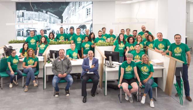 Colaboración de Caixa Rural con un proyecto solidario de apoyo a enfermos de cáncer