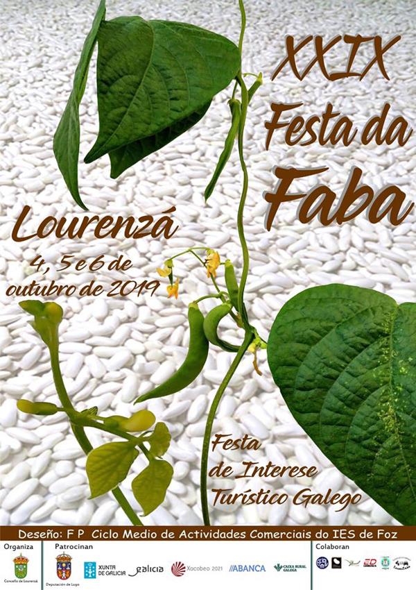 cartel Festa da Faba