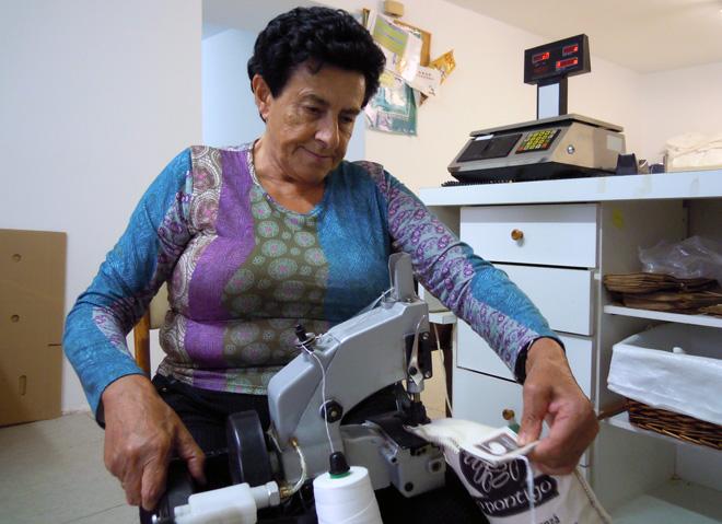 cosendo saco IXP