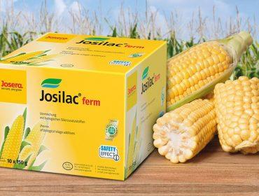 Josilac® Ferm, o aliado contra o quecemento do silo de millo