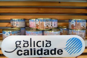 Terras da Mariña vende tamén produtos elaborados con fabas baixo o selo Galicia Calidade