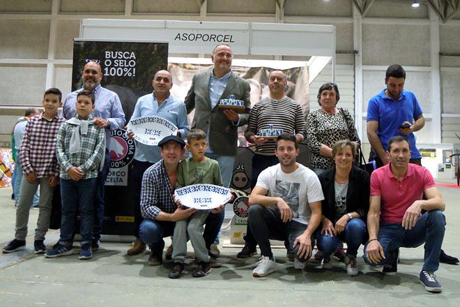 Expolugo 2019 premiados Asoporcel