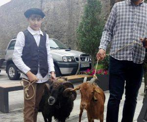 Expolugo cabra e ovella galega
