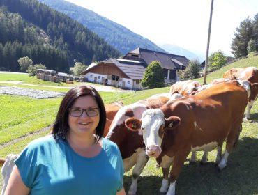 """""""Austria é o país da Unión Europea con maior porcentaxe de xente moza na gandería e agricultura"""""""