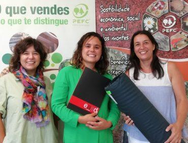 Jornada este viernes en Santiago sobre creación de tejidos a partir de la madera
