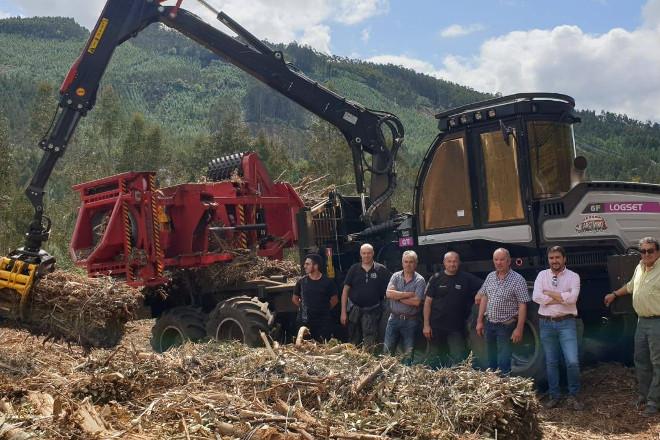 TECMAF FOREST PIONEER GREENALIA4