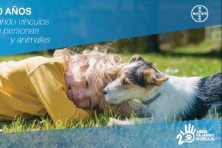 Programa de RSC de Bayer: 20 anos impulsando vínculos entre persoas e animais