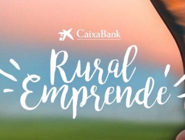 CaixaBank Rural Emprende premiará até con 5.000 euros as iniciativas de desenvolvemento rural