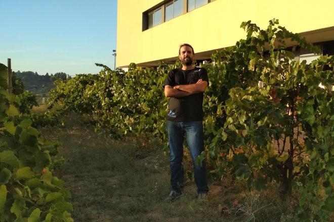 """""""Estamos a probar con éxito tratamentos ecolóxicos para controlar as enfermidades fúnxicas en viñedo"""""""